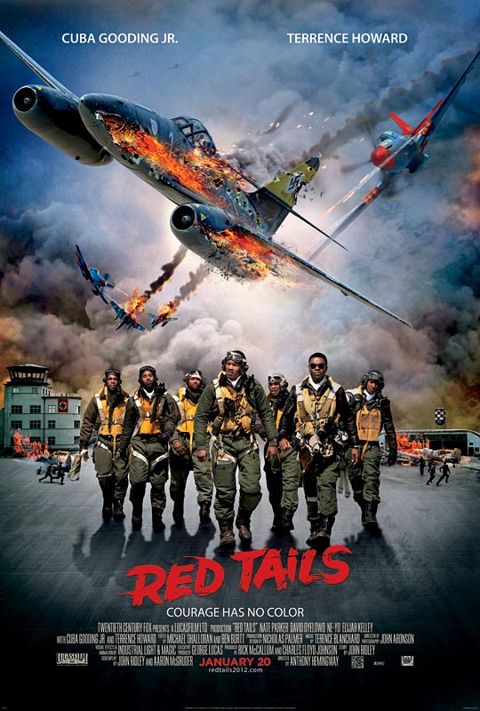 Reflections on Red Tails: Why Wasn't I Taught this in School?