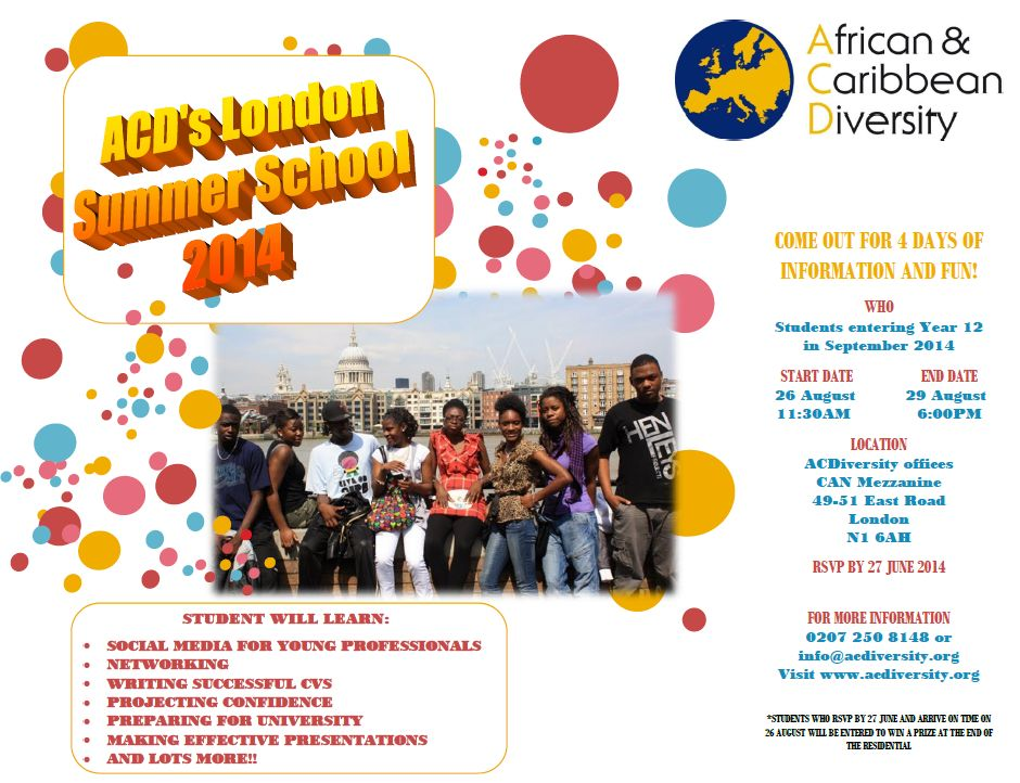 London Summer School 2014