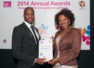rfo awards 2014 285 326x235 Led by Brenda King, Chief Executive, African & Caribbean Diversity is improving the lives of our youth.