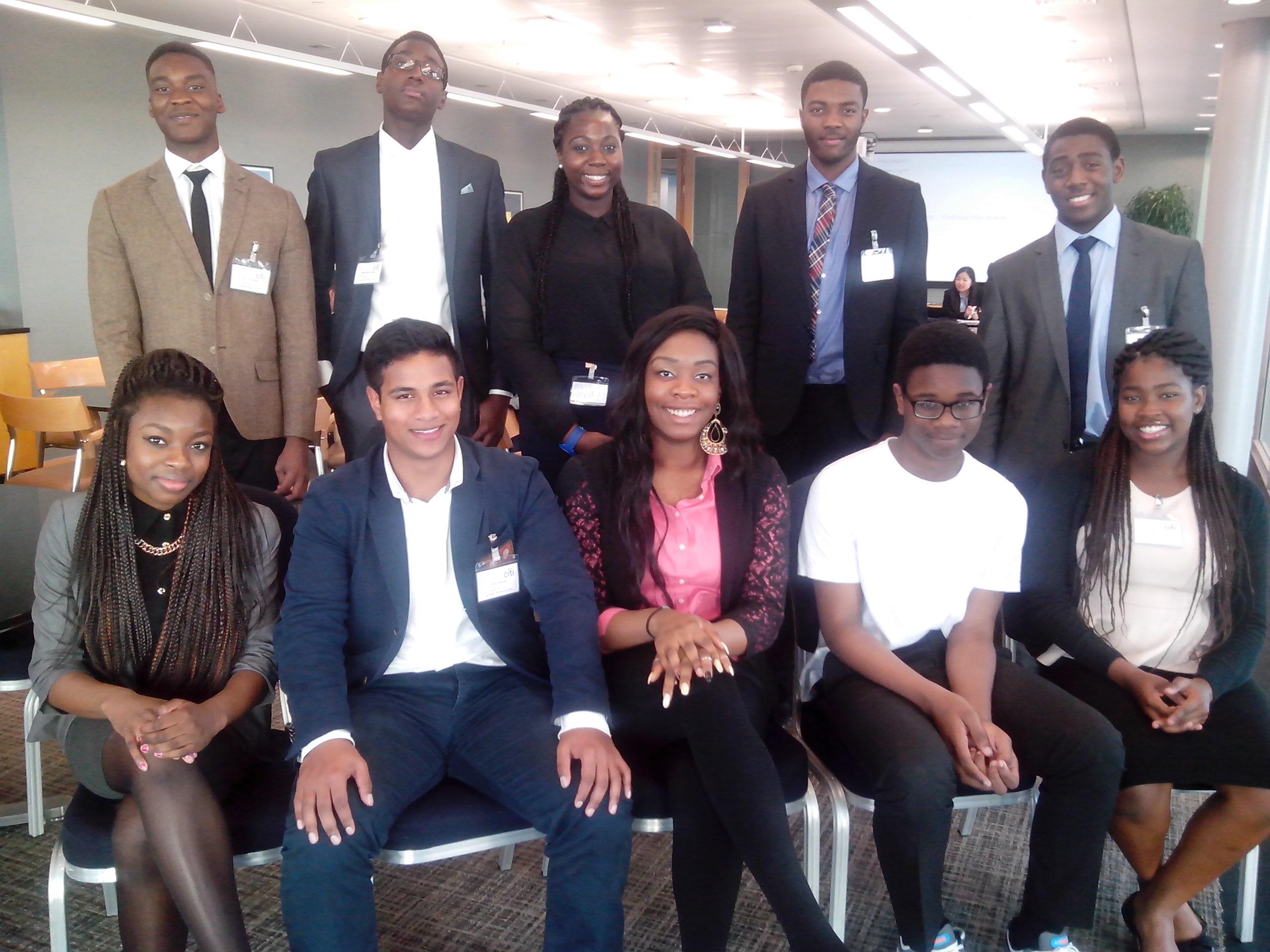 ACD Students Shine at Citi