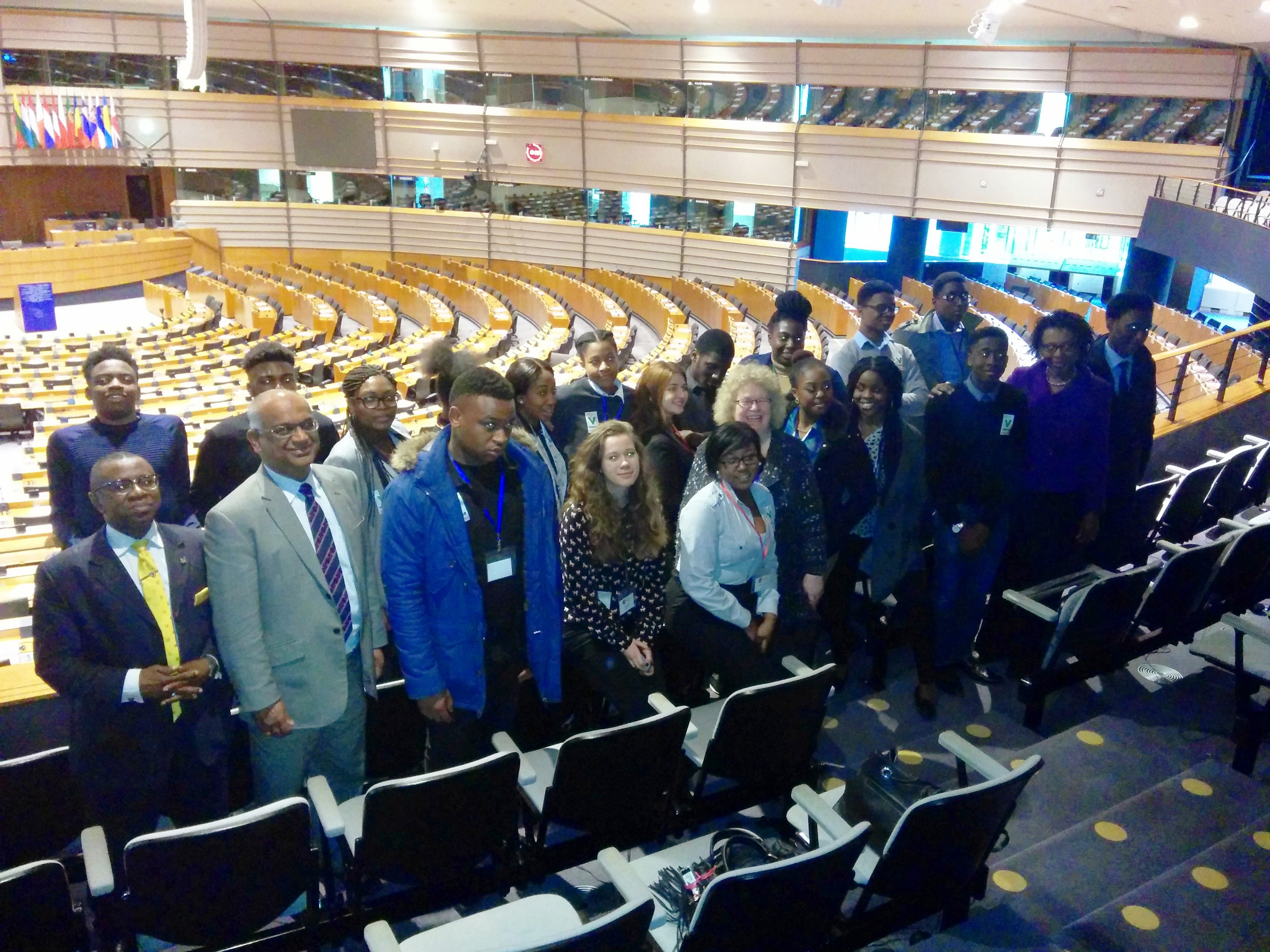 Reflection on ACD's trip to Brussels 2015