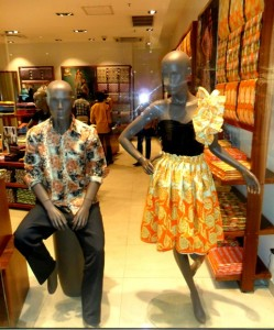 Woodin Shop Display at Accra Mall (WEB)