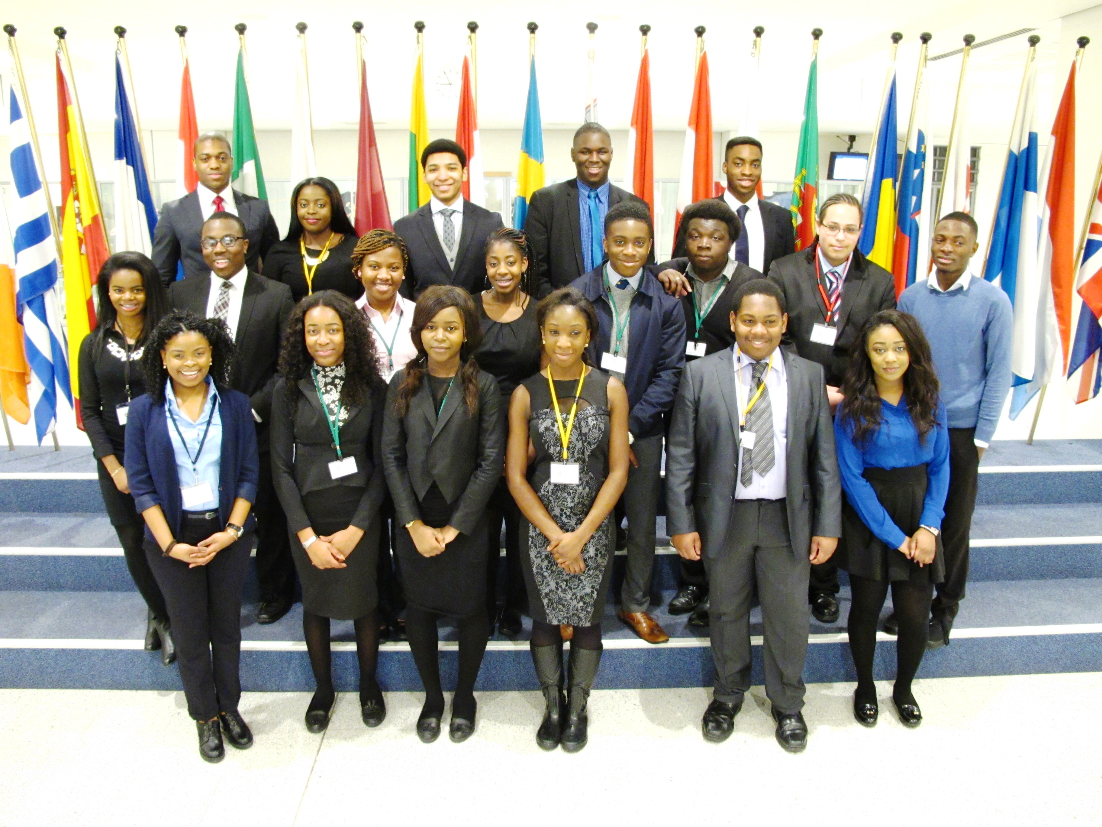 ACD Trip to Brussels 2014-Group Photo